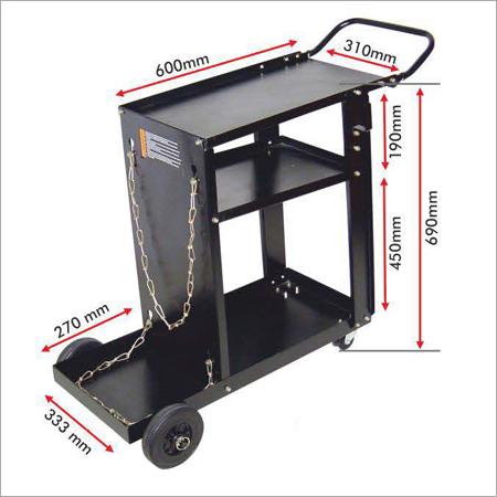 MIMCF Mig Welding Cart Standard