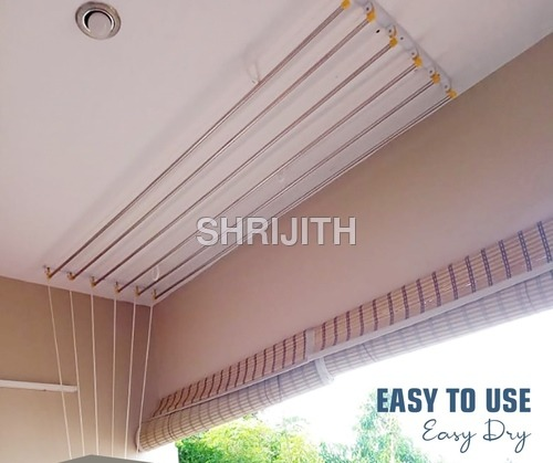 Ceiling Cloth Drying Hanger in Kalapatti