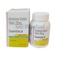 Samtica 250 (Abiraterone Acetate 250mg)
