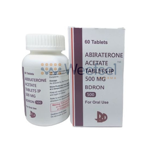 Bdron 500 (Abiraterone Acetate 500mg)