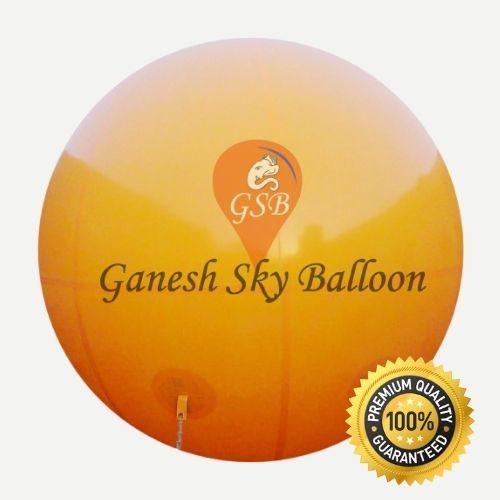 Multi-colour Advertising Sky Balloon   10 x 10ft.   Ganesh Sky Balloon