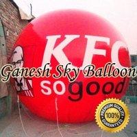 KFC Advertising Sky Balloon   Helium Gas Balloons   Ganesh Sky Balloon