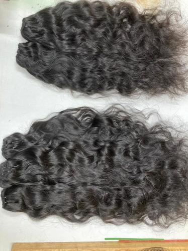 Temple Raw Hair weft