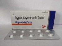 TRYPSIN - CHYMOTRYPSIN TABLETS
