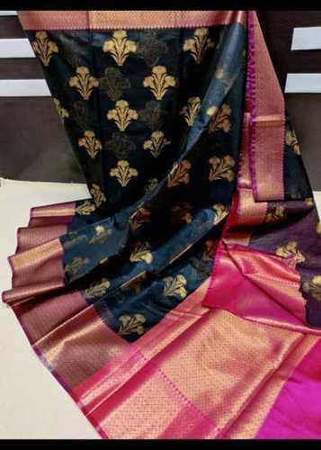 Banarsi zari designer ladies fancy sarees
