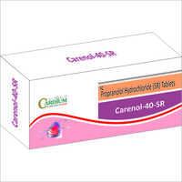 CARENOL-40-SR TAB