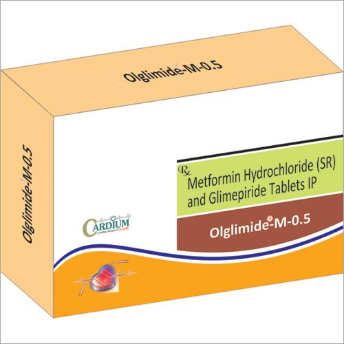 OLGLIMIDE-M-0.5 TAB