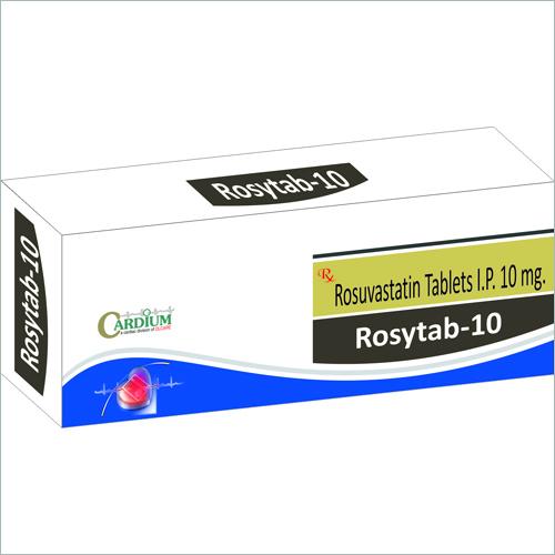 ROSYTAB-10 TAB