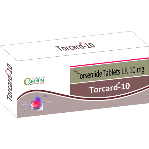 TORCARD-10 TAB