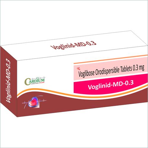 VOGLINID-MD-0.3 TAB