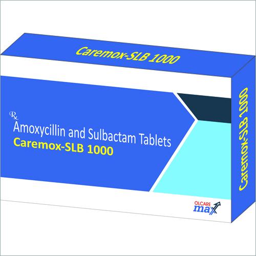 Caremox-SLB- 1000 Tablets