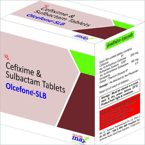 Olcefone-SLB Tablets