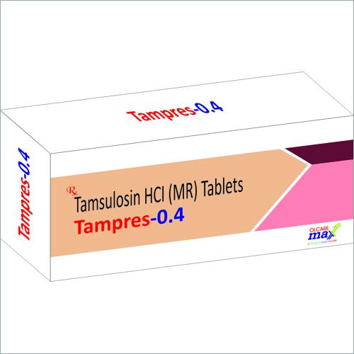 Tampres 0.4 Tablets
