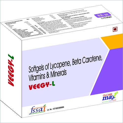 Veegy-L Softgels