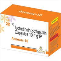 ACNEZAC 10 SOFTGEL CAPS