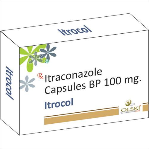 ITROCOL CAPSULES