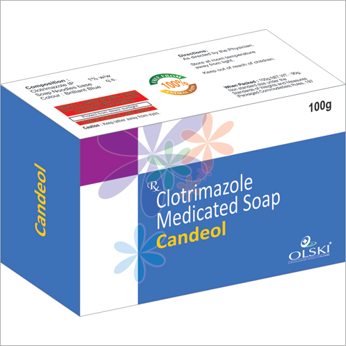 Candeol Soap
