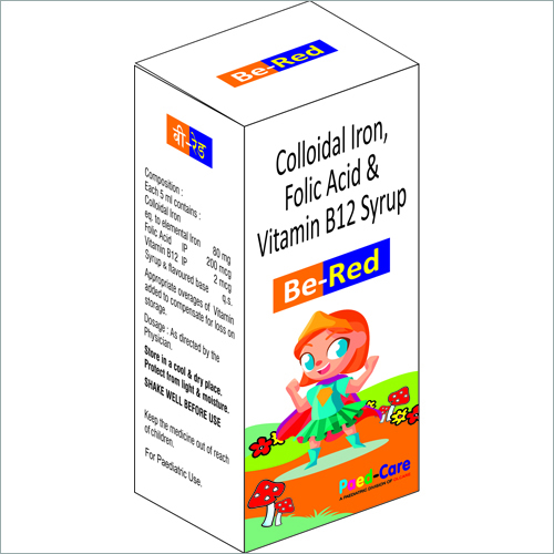 BE-RED SYRUP