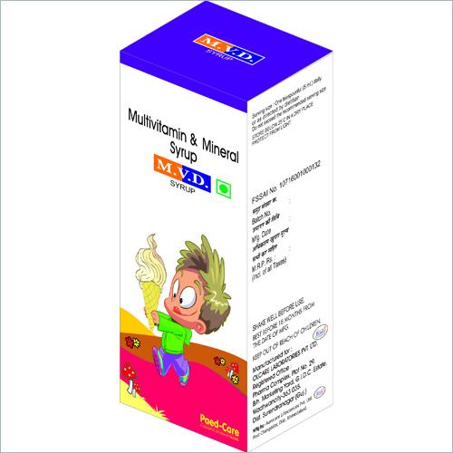 MVD SYRUP 200ML