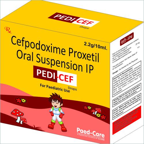 PEDI-CEF Drops 10ml