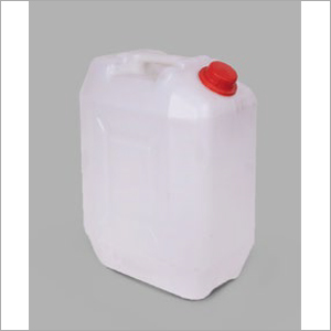 22 Litres White Jerry Can