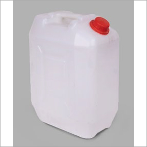 35 Litres White Jerry Can