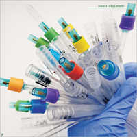 Silicone Foley Catheter