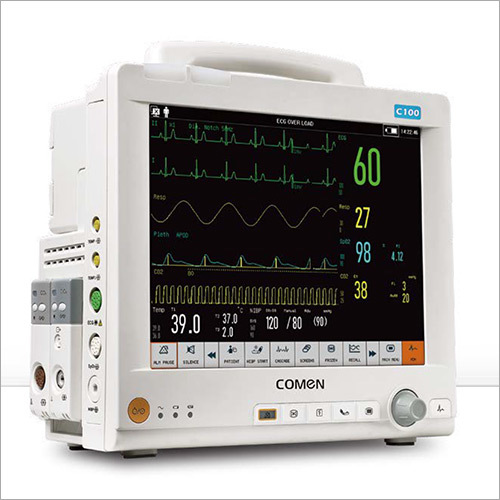 C100 Specialized Cardiovascular Monitor + Modular Monitor + ECG