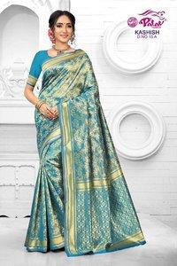 Partywear Silk saree