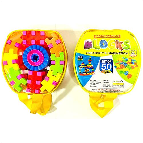 Set of 50 Imagination Blocks