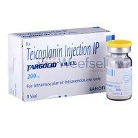 Targocid 200 (Teicoplanin 200mg)
