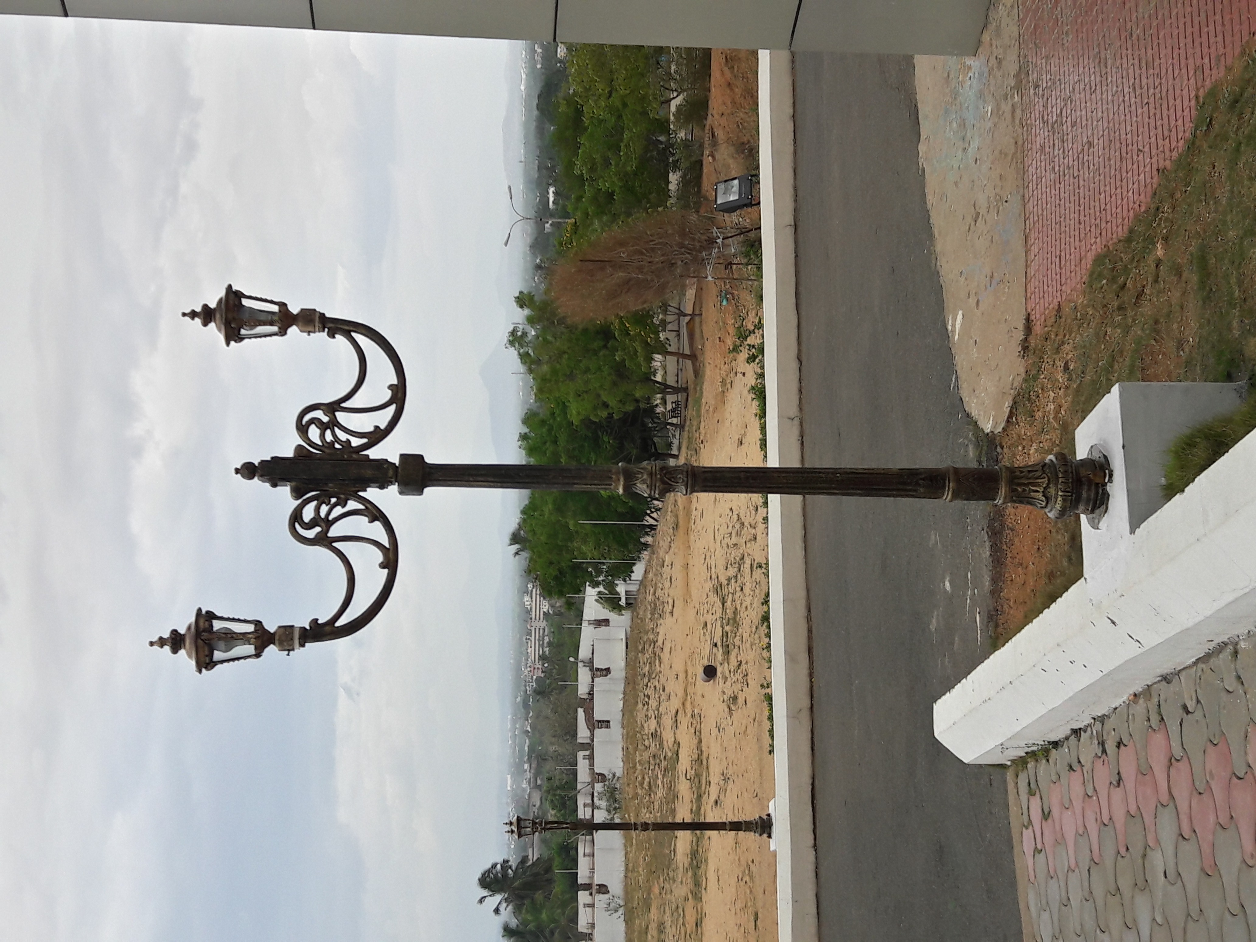 ARCHTECTURAL LIGHTING POLES