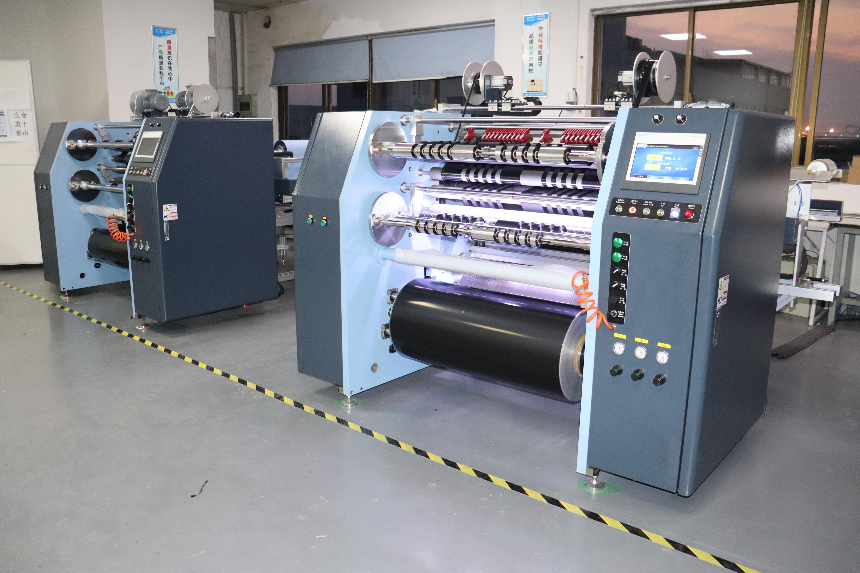 Cheap Barcode Ribbon TTR Converter Rewinder Machinery