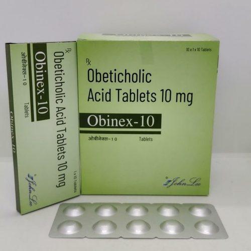 Obeticholic Acid Tablets 10mg
