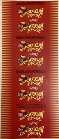 Richesier Mango Tropical Fruit Chocolate Pouches