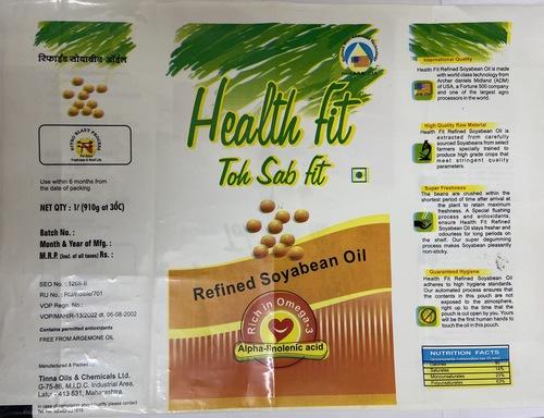 Oil Packaging