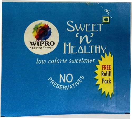 Wipro Low Calorie Sweetner Pouches