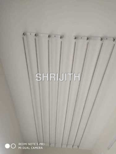 Ceiling Cloth Drying Hanger in Ondipudur
