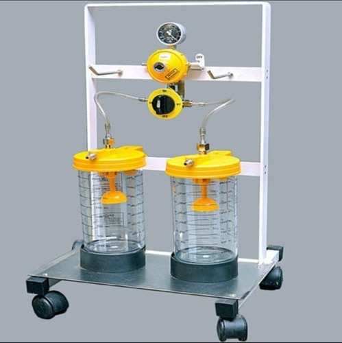 O.T Trolley Suction Machine