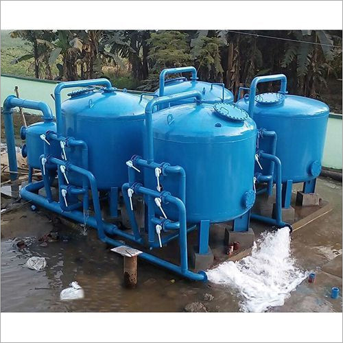 Iron Removal Plant in Manipur