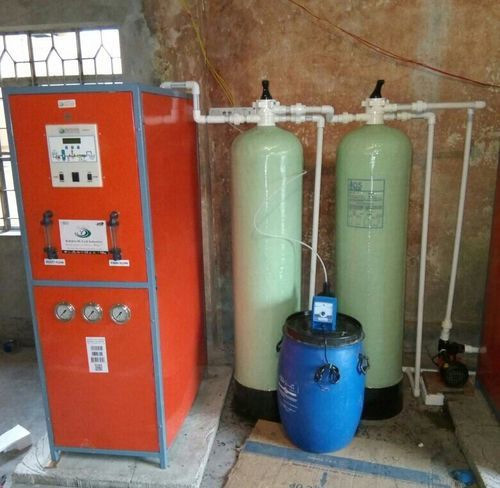 Reverse Osmosis Plant in West Bengal