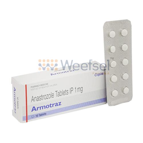 Armotraz 1 (Anastrozole 1mg)