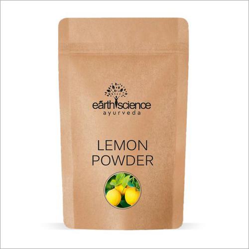 Earth Science Ayurveda Lemon Powder