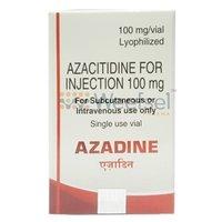 Azadine 100 Injection (Azacitidine)