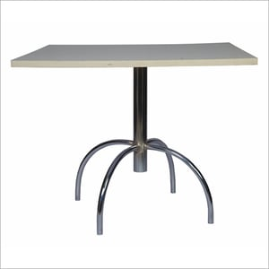 SS Laptop Table