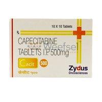 Cacit 500 (Capecitabine 500mg)