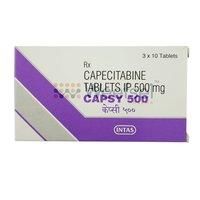 Capsy (Capecitabine 500mg)