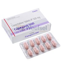 Capegard 500 (Capecitabine 500mg)