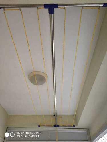Ceiling Cloth Drying Hanger in Ramanathapuram