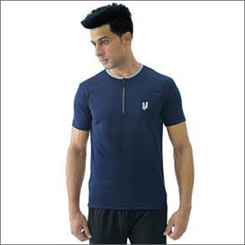 Mens Blue Hill 7 Zip T-Shirts